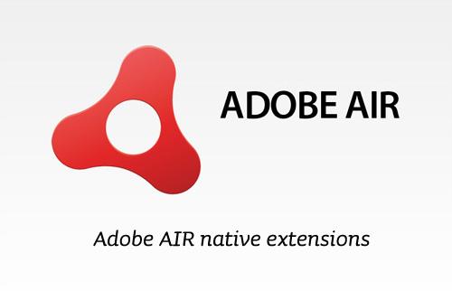 Adobe Air ANE