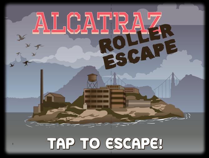 Alacatraz Roller Escape